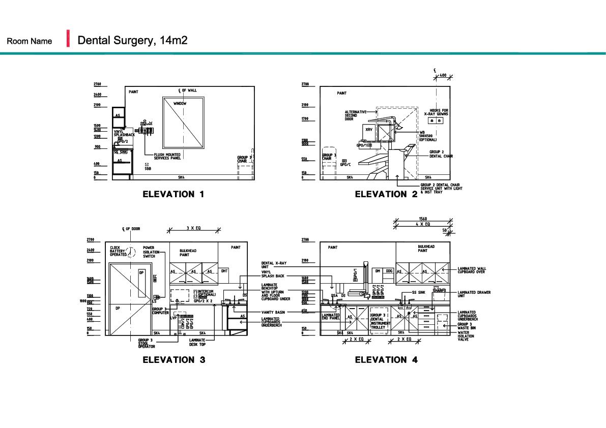 Dental Laboratory Design Sydney Opg Room Design